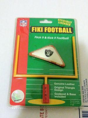 Fiki Table Football Game Raiders for Sale in Spanaway, WA