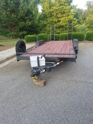7x20 utility trailer for Sale in Atlanta, GA