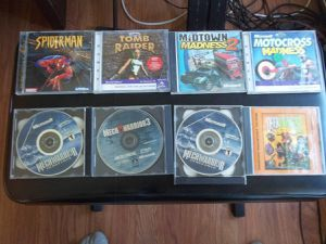 WINDOWS 95/98 PC GAMING SOFTWARE LOT B $20 EACH for Sale in Washington, DC