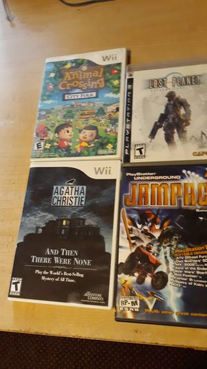 $10 per game for Sale in Ontario, CA