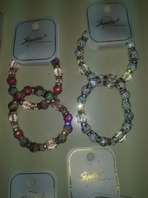 Fashion Bracelets 1.50$ today only for Sale in El Mirage, AZ