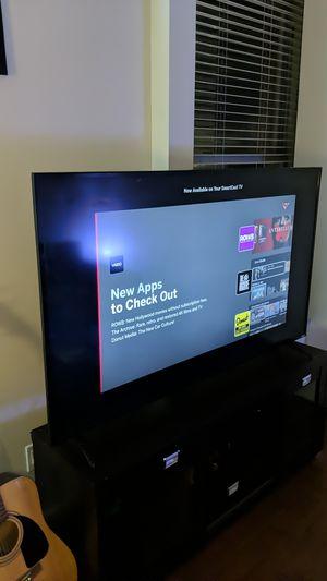 55 inch Vizio TV UHD for Sale in Seattle, WA