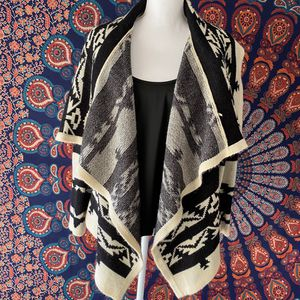 Pancho style cardigan for Sale in Orem, UT