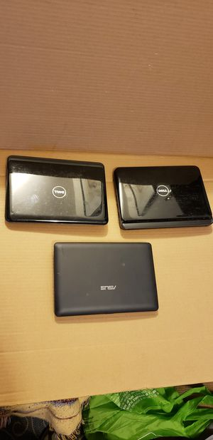 Three Window 7 Notebook Computers for Sale in Washington, DC