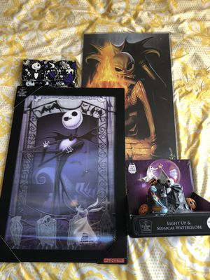 The Nightmare Before Christmas bundle for Sale in Phoenix, AZ