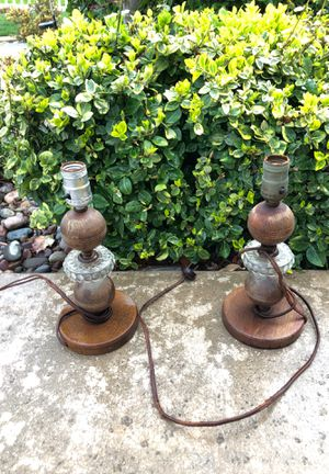 Antique lamps for Sale in Tracy, CA