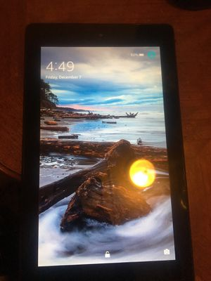 Amazon Fire 7 W/ Alexa Smart Tablet 3 Months FREE Amazon Prime for Sale in Cleveland, OH