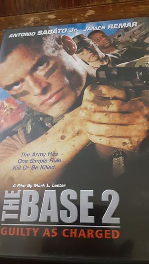 The base 2 & agent red & district 9 dvd for Sale in Grand Saline, TX