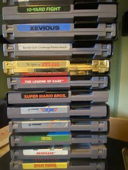 NES Videogame Lot for Sale in Everett,  WA