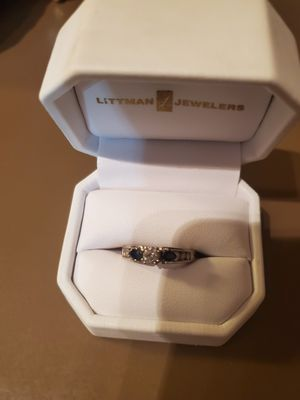 Littman Jewelers 14k white gold engagement ring for Sale in Pueblo West, CO