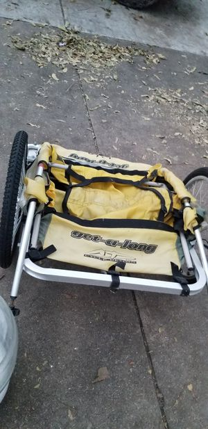 Mountain bike carrier off road for Sale in Burleson, TX