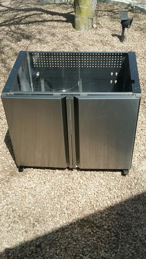 Bbq Cart stand fits 32 inch grill for Sale in Scottsdale, AZ