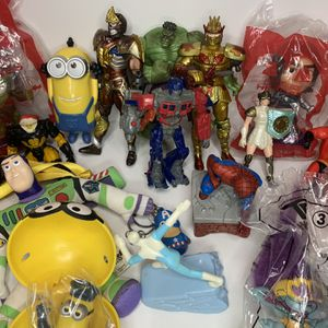 Happy Meal Toy Lot for Sale in Chandler, AZ