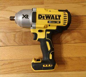 "DeWalt XR 1/2"" High Torque Impact Wrench for Sale in Washington, DC"