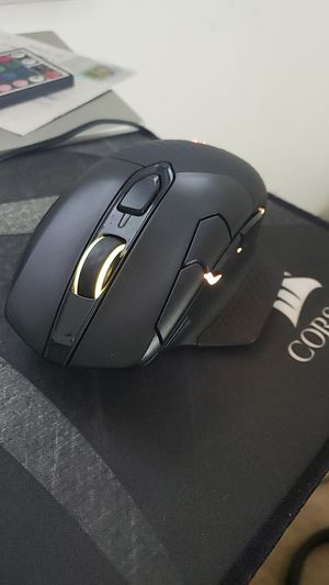 Corsair rgb wireless gaming mouse for Sale in Miramar, FL