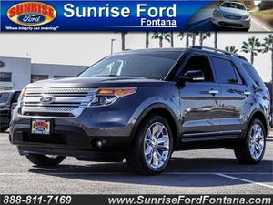 2015 Ford Explorer for Sale in Fontana, CA
