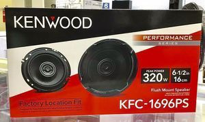 "Car Audio Speakers Bocinas Parlante 6.5"" Kenwood for Sale in Miami, FL"