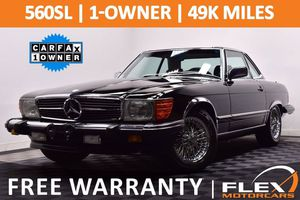 1986 Mercedes-Benz 560 for Sale in Houston, TX