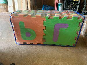 Kids Foam Play ABC Mat/ Kids Toys Bundle for Sale in Lithonia, GA