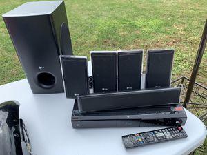 LG Sound System for Sale in Alexandria, VA