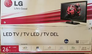 "LG LED TV 26"" for Sale in Columbia, MO"