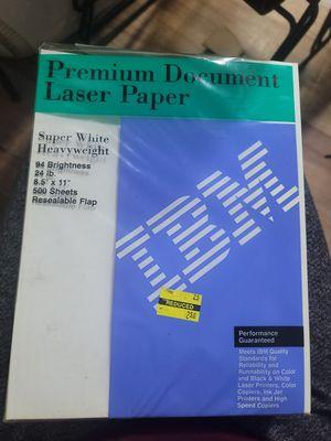 Printer paper for Sale in Philadelphia, PA