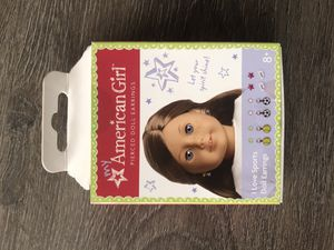 American girl doll ear piercings for Sale in Mission Viejo, CA