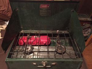 Coleman Portable Gas Grille for Sale in Star Tannery, VA