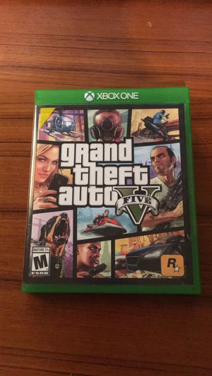 Grand Theft Auto V (Xbox One) for Sale in Snohomish, WA