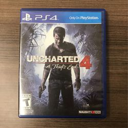 Uncharted 4 for Sale in St. Louis,  MO