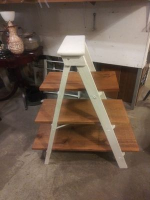 Step ladder stand for Sale in Montandon, PA