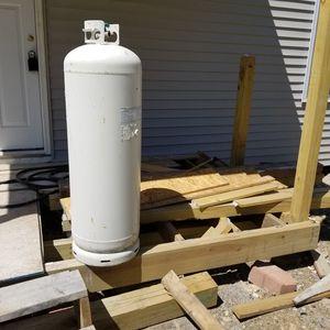 100 lb propane tank for Sale in Randolph, MA