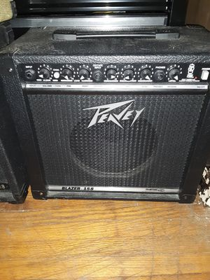 Peavey guitar amp for Sale in West Peoria, IL