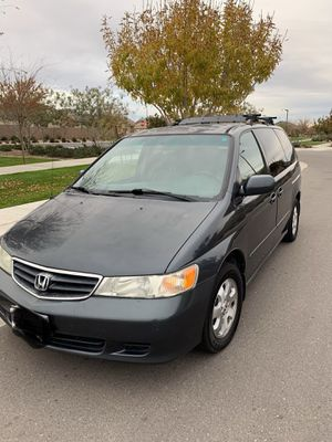 2004 Honda Odyssey EX-L w/DVD for Sale in Queen Creek, AZ