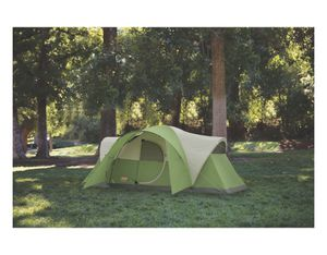 Coleman Montana 8-person dôme camping tent new for Sale in San Marcos, CA