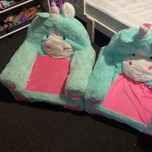 Unicorn chairs for Sale in Santa Ana, CA