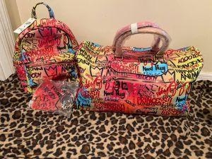 Duffle Bag set for Sale in Jacksonville, FL