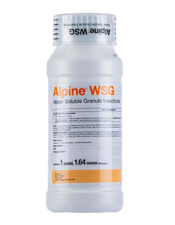 Alpine WSG Insecticide 500g