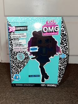 L.O.L. Surprise! O.M.G. Series 3 Class Prez Fashion Doll with 20 Surprises for Sale in Commerce,  CA