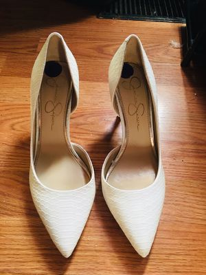 White high heels for Sale in Peoria, IL
