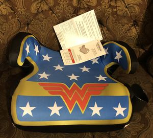 Wonder Woman Booster Seat for Sale in Fresno, CA