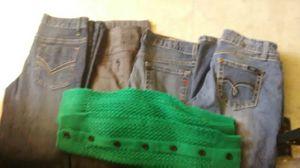 Levis, leggings 6-9 for Sale in South Salt Lake, UT