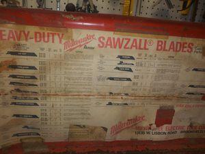 Heavy duty Sawzall and for Sale in Pompano Beach, FL