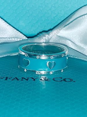 Tiffany and ring size 7 for Sale in Santa Rosa, CA