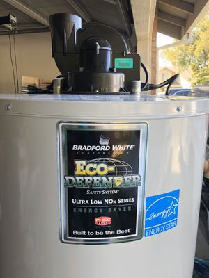 50 gal water heater NEW for Sale in Tracy, CA