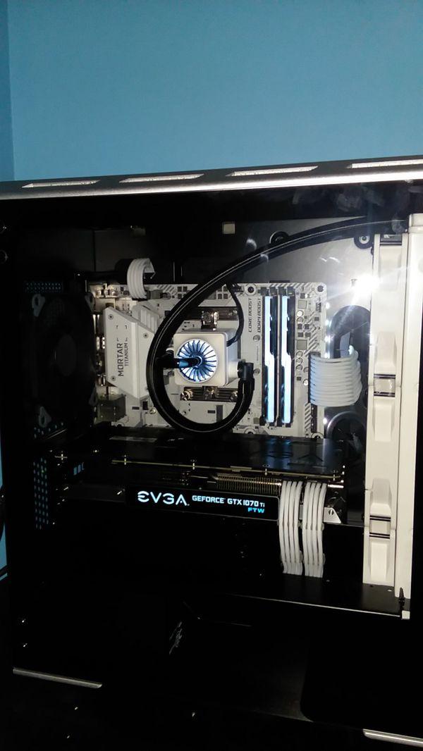Custom 4k Gaming PC, VR Ready!