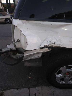Chevy trailblazer auto body parts for Sale in San Bernardino, CA