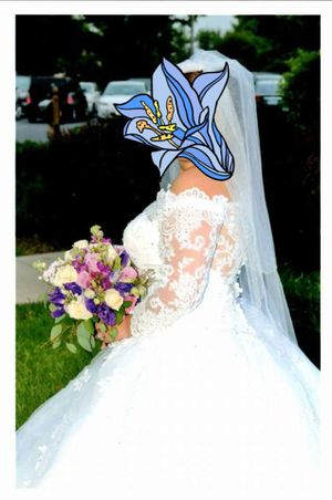 Wedding dress for Sale in Bristow, VA