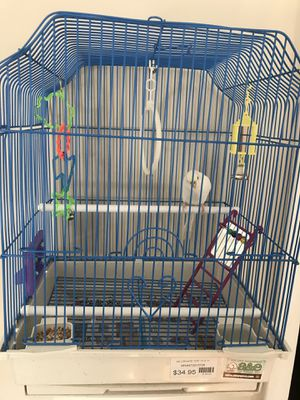 New bird cage for sale. NOT INCLUDING BIRD for Sale in Montpelier, MD