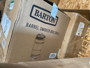 Barton barrel cooker bbq grill for Sale in Azusa, CA
